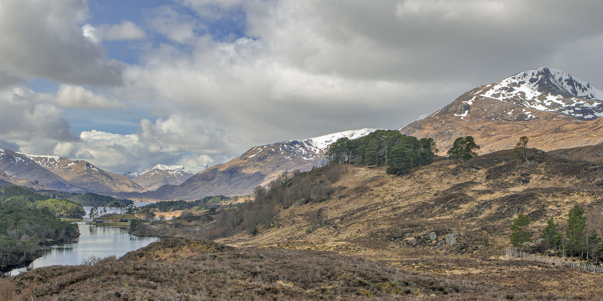 Glen Affric Landscape Photography Workshop