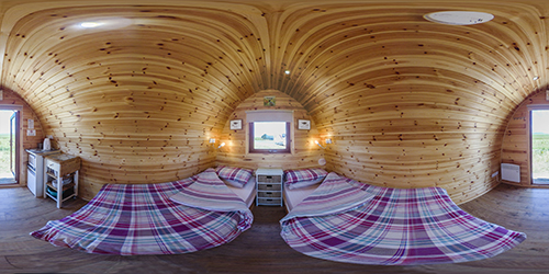 The Corncrake Glamping Pod
