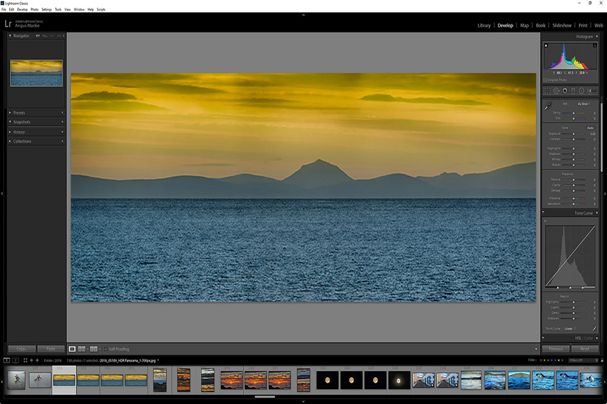 Adobe Lightroom Editing Workshop
