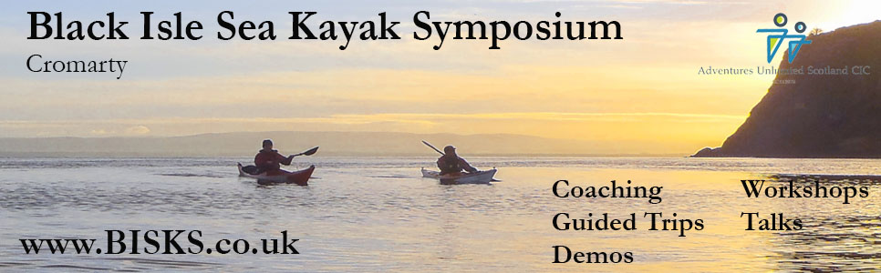 Black Isle Sea Kayaking Symposium